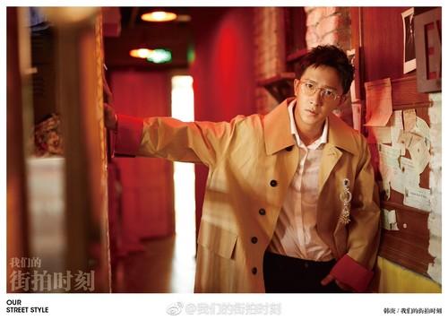 Hangeng/ 韩庚 / Who is Hangeng? - Sayfa 2 AzJEmd