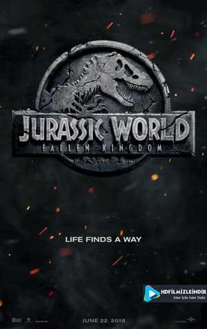 Jurassic Park Yıkımış Krallık - Jurassic World Fallen Kingdom (2018) Full Hd İzle İndir