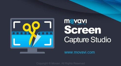Movavi Screen Capture Studio 9.3.0 Multilingual | Full İndir