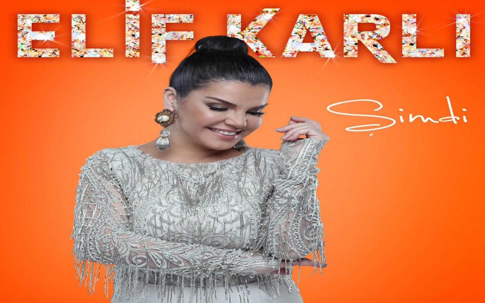 Elif Karlı - Şimdi (EP) Albümü [2018] 320 Kbps İndir