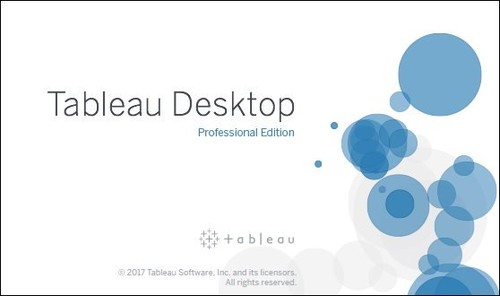 Tableau Desktop Professional Edition 10.5.1 Full İndir