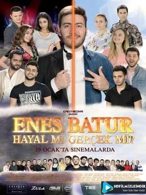 Enes Batur Hayal Mi Gerçek Mi? (2018) Full HD İzle İndir