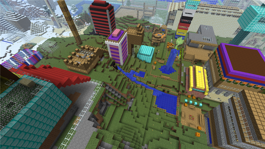 Minecraft - Pocket Edition v.0.11.1 Alpha Android Ücretsiz Apk Full İndir