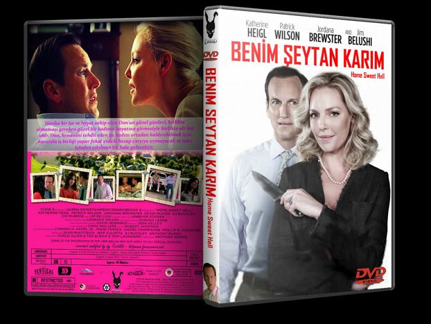 Benim Şeytan Karım – Home Sweet Hell 2015 DVD-5 DUAL TR-ENG – Tek Link