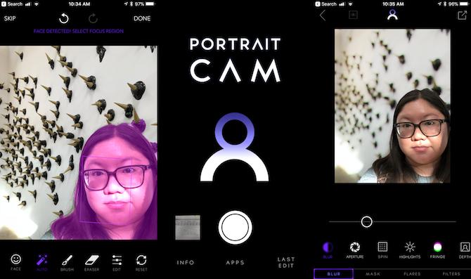 PortraitCam