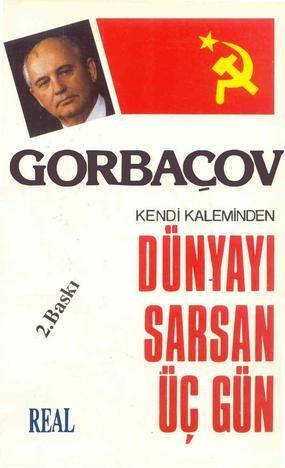 Gorbaçov Dünyayı Sarsan Üç Gün Pdf