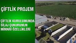 Çiftlik Kurulumunda Silaj Çukurunun Mimari Özellikleri