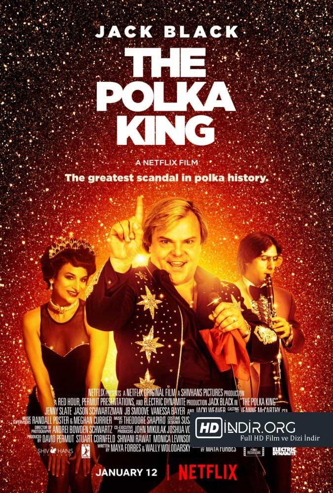 Kral Polka - The Polka King  (2018) Türkçe Dublaj HD Film İndir