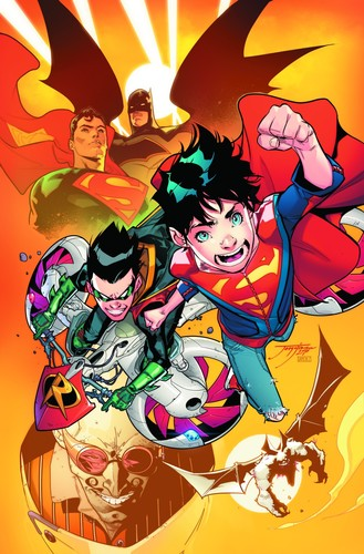 Super Sons Vol 1 1 Textless