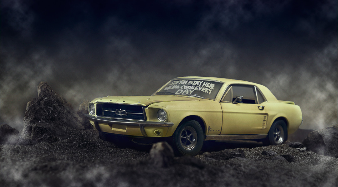 Walkingdeadmustang