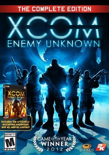 XCOM: Enemy Unknown The Complete Edition – RePack