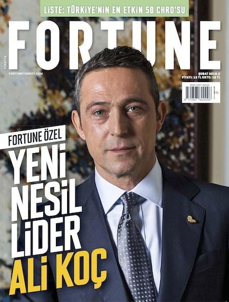 Fortune Şubat 2018