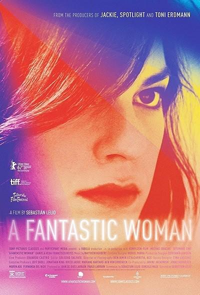 Muhteşem Kadın - Una Mujer Fantastica 2017 Türkçe Dublaj