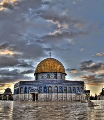 Kudüs Mescid I Aksa3