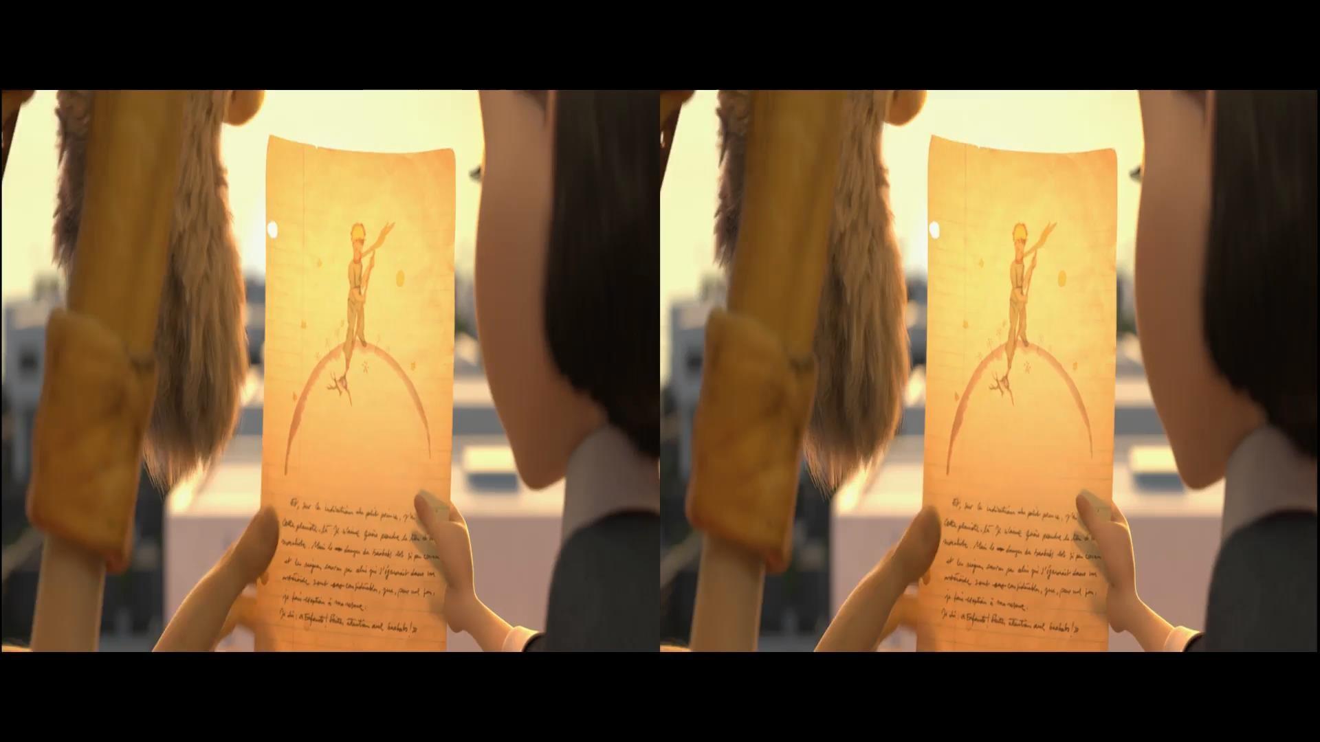 Küçük Prens 3D - 3D The Little Prince | 2015 | 3D Half-SBS BluRay 1080p | DUAL TR-EN