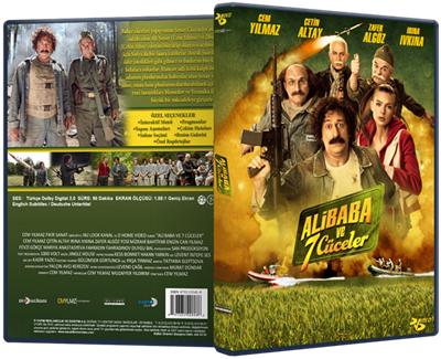 Ali Baba ve 7 Cüceler 2015 DVDRip-480p-720p-DVD5-DVD9 Yerli Film