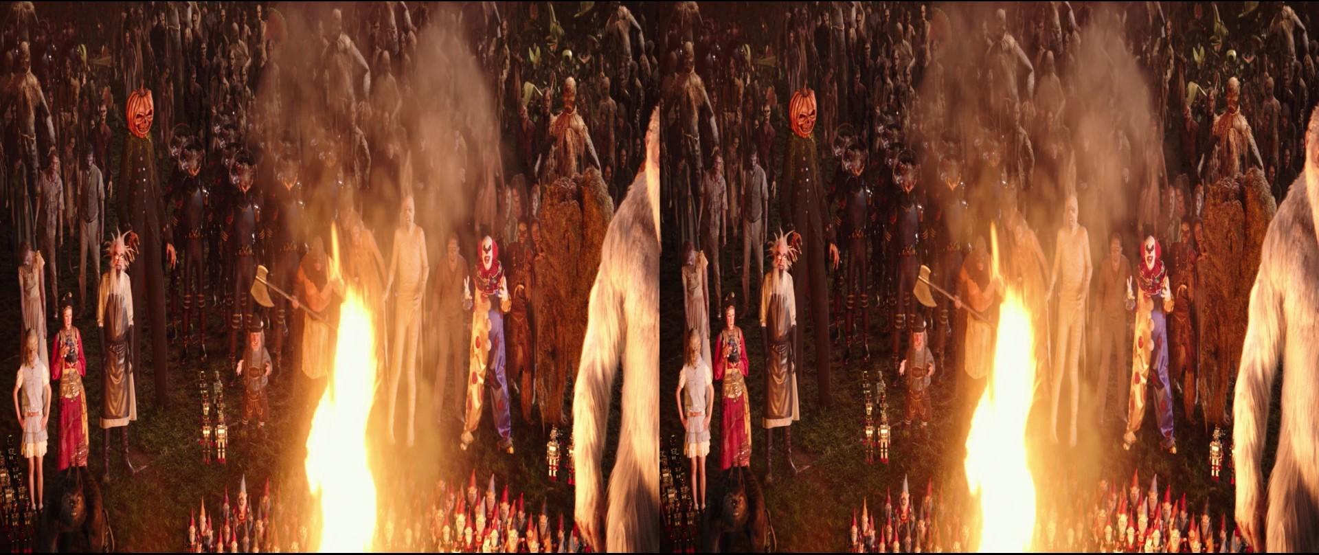 Goosebumps: Canavarlar Firarda (2015) FULL indir