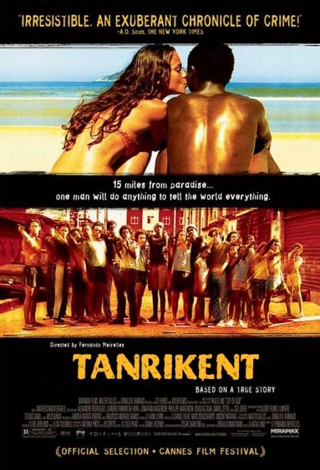 Tanrıkent - City Of God (2002) - türkçe dublaj film indir