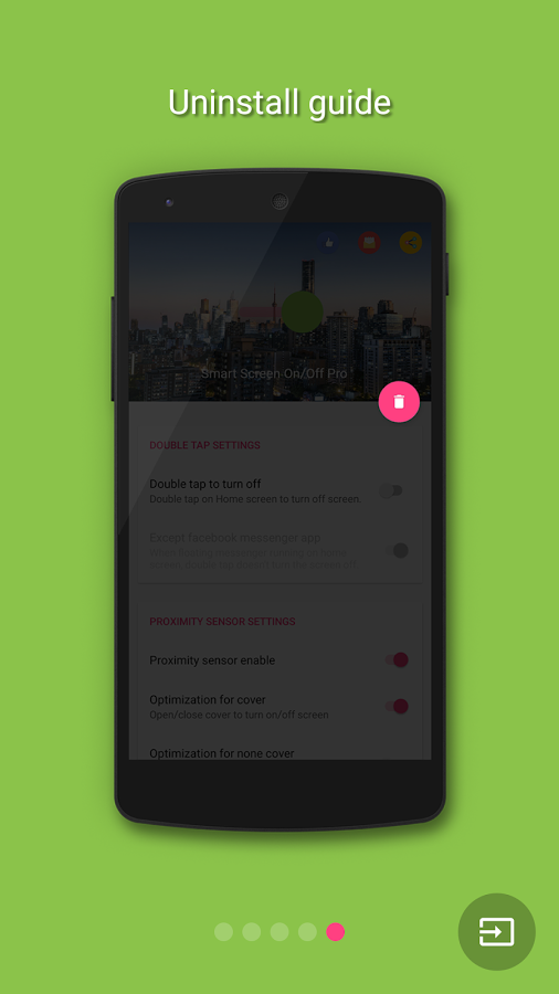 Smart Screen On Off (New) Android APK 2.3.3 Full İndir