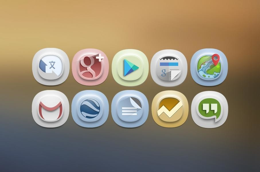 Timbul Icon Pack Apk v3.4.6 – Full İndir