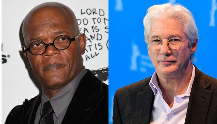 Samuel L. Jackson ve Richard Gere - 69 yaşında