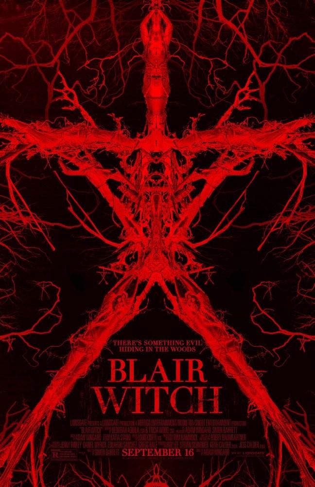Blair Cadısı 2016