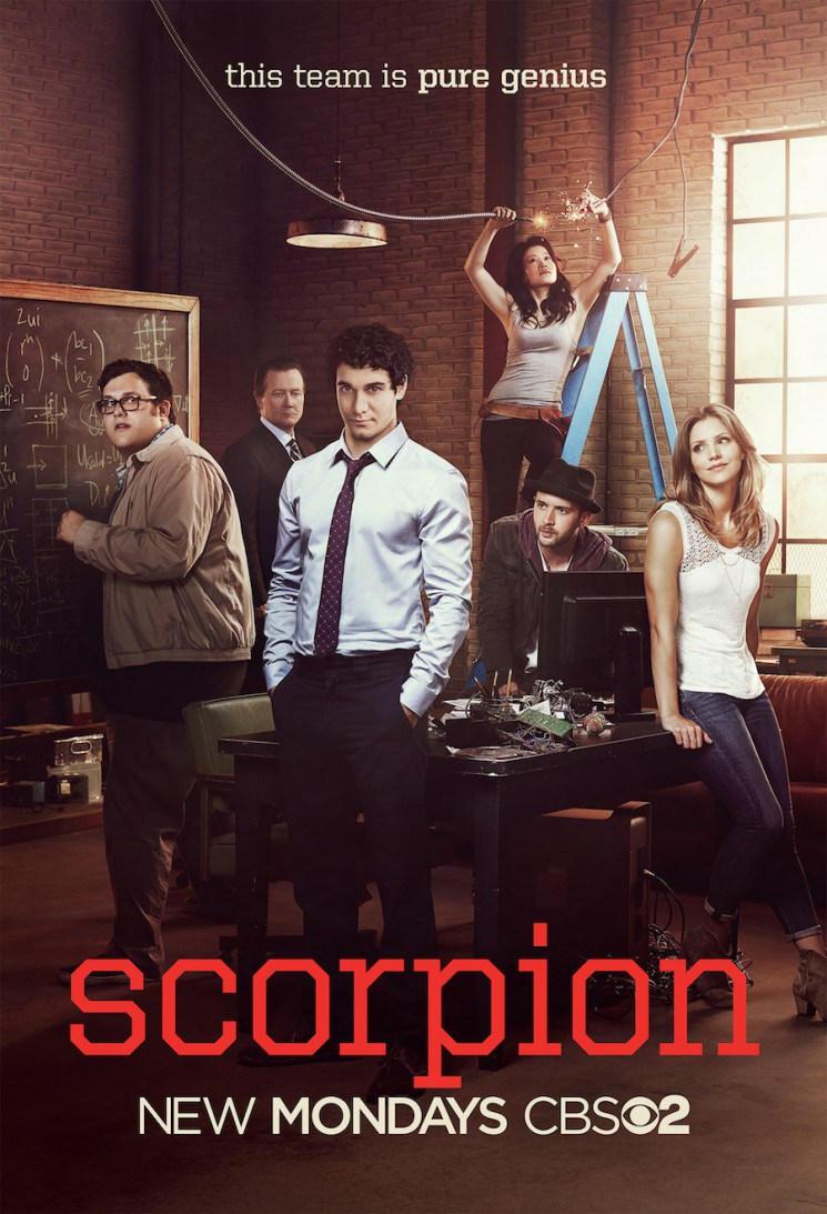 Scorpion 1. Sezon (Tüm Bölümler) 720p HDTV Türkçe Altyazılı İndir
