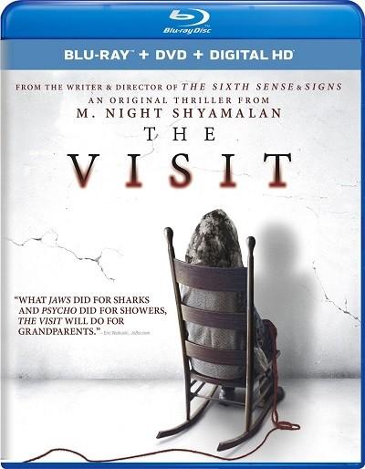 Ziyaret - The Visit - 2015 ( 720P - 1080p ) DuaL TR-ENG