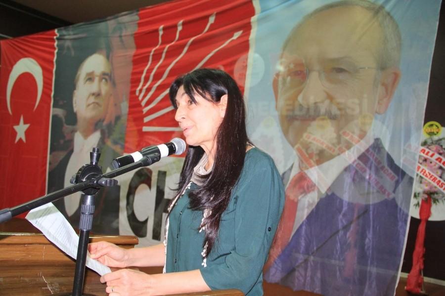 ″CHP'de Görev Almak Cesaret Ve Fedakarlık İster″