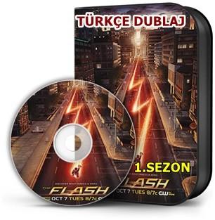 The Flash 2014 Sezon 1 BRRip XviD Türkçe Dublaj Tüm Bölümler – Tek Link
