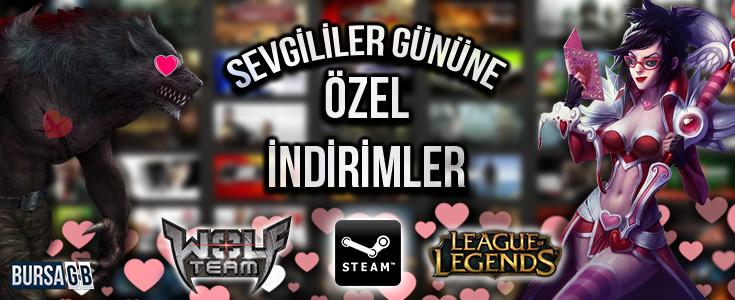 BursaGB 'den Sevgililer Gününe Özel Indirimler