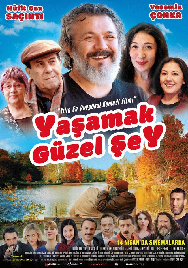Yaşamak Güzel Şey (2017) Yerli Film HD İndir