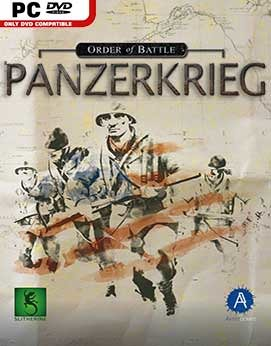 Order of Battle: Panzerkrieg Full Oyun İndir