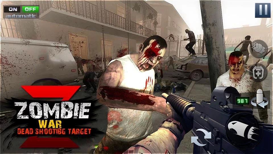 The Final Battleground : Dead Zombie Battle Apk