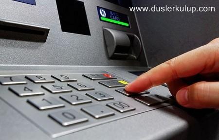 ATM'ye Para Yükleyememe, Hesaba Geçmeme Sorunu ve Çözümü