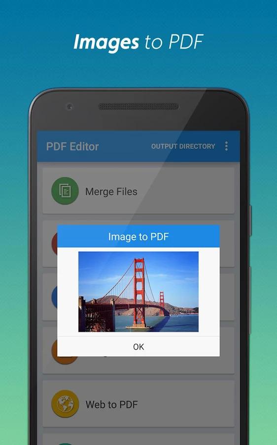 PDF converter pro & PDF editor - pdf merge Apk İndir
