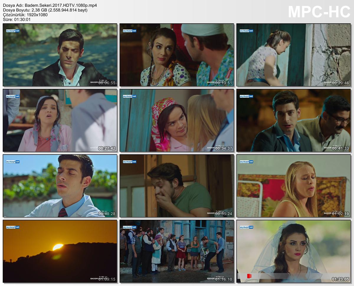 Badem Sekeri 3 2017 Yerli Film (HDTV - 1080p) - okaann27