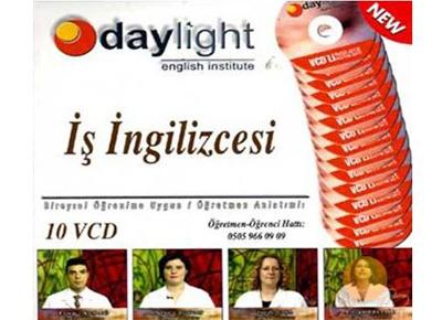 Daylight İş İngilizcesi Eğitim Seti Full İndir
