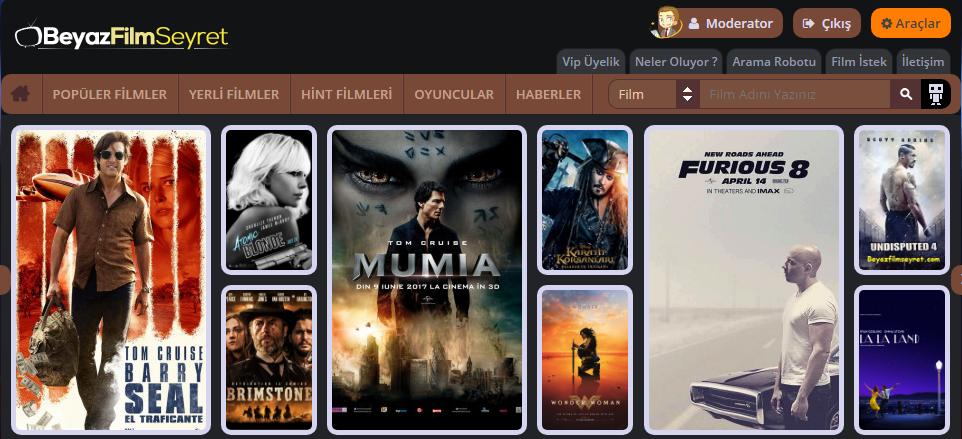 BeyazFilmizle.com ile Film Seyretmek Artık Çok Kolay