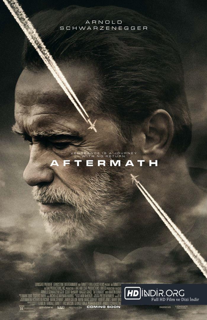 İntikam - Aftermath (2017) Türkçe Dublaj HD Film indir