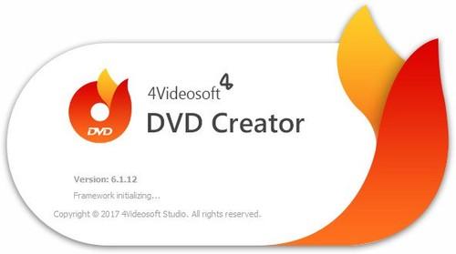 4Videosoft DVD Creator 6.1.12 Multilingual Full İndir
