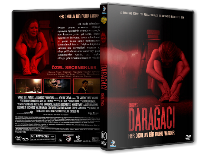 Darağacı – The Gallows 2015 DVD-9 DuaL TR-EN - Tek Link