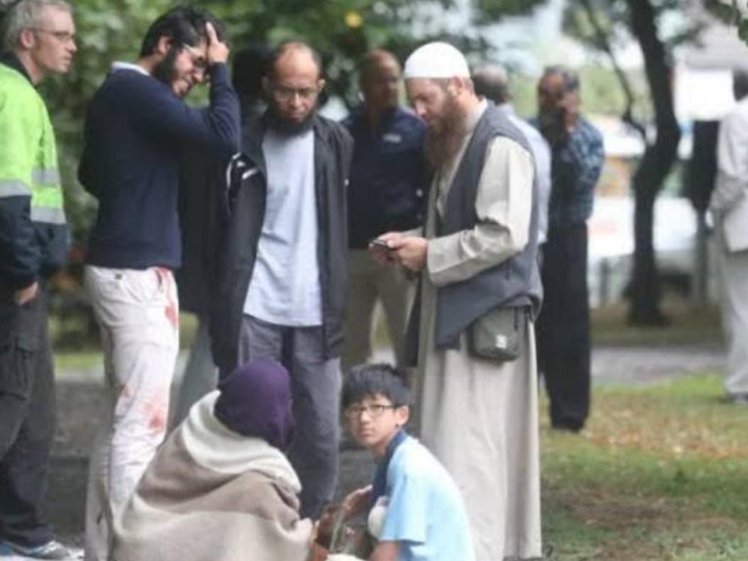 Yeni Zelanda'da Camiiye Terör Saldırısı