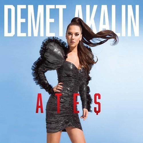 Demet Akalın - Ateş (2019) Full Albüm İndir