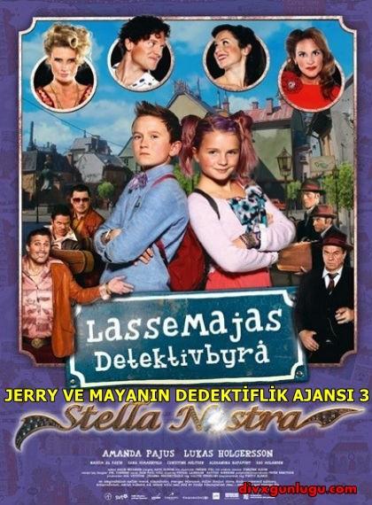 Jerry ve Mayanın Dedektiflik Ajansı 3 2015 HDRip XviD Türkçe Dublaj – Tek Link