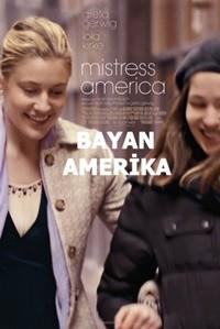 Bayan Amerika – Mistress America 2015 BRRip XviD Türkçe Dublaj – Tek Link