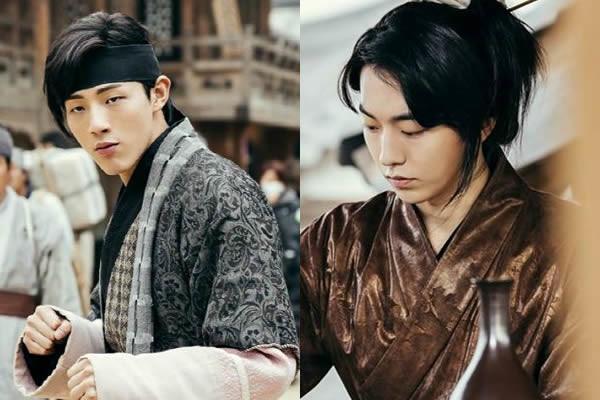 """Ji Soo ve Nam Ju-Hyuk'un """"Scarlet Heart: Ryeo"""" Dizisinden İlk Görüntüleri Yayımlandı"""