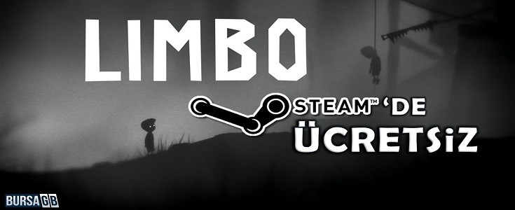 Limbo Steam 'de Ücretsiz