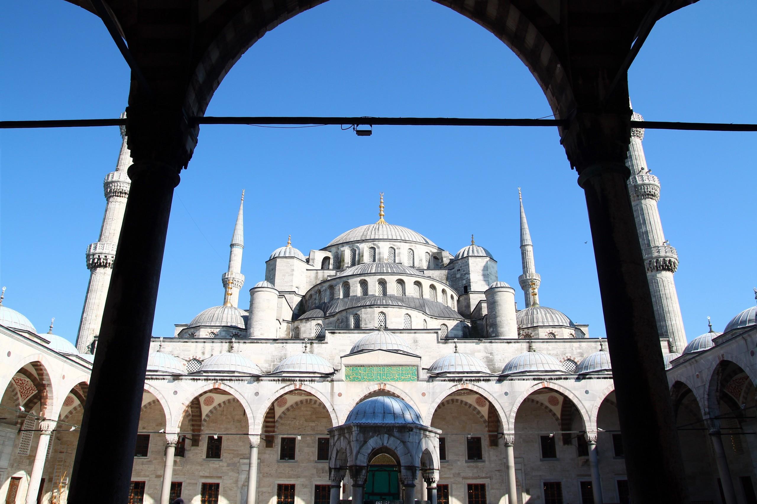 Pırlantadan Kubbeler #5: Sultanahmed - bbEXjG - Pırlantadan Kubbeler #5: Sultanahmed