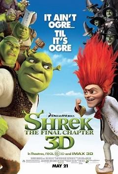 Shrek: Sonsuza Dek Mutlu - Shrek: Forever After - 2010 Türkçe Dublaj Brrip indir